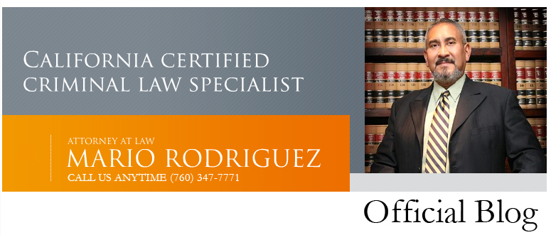 Mario Rodriguez / Criminal Law Attorney